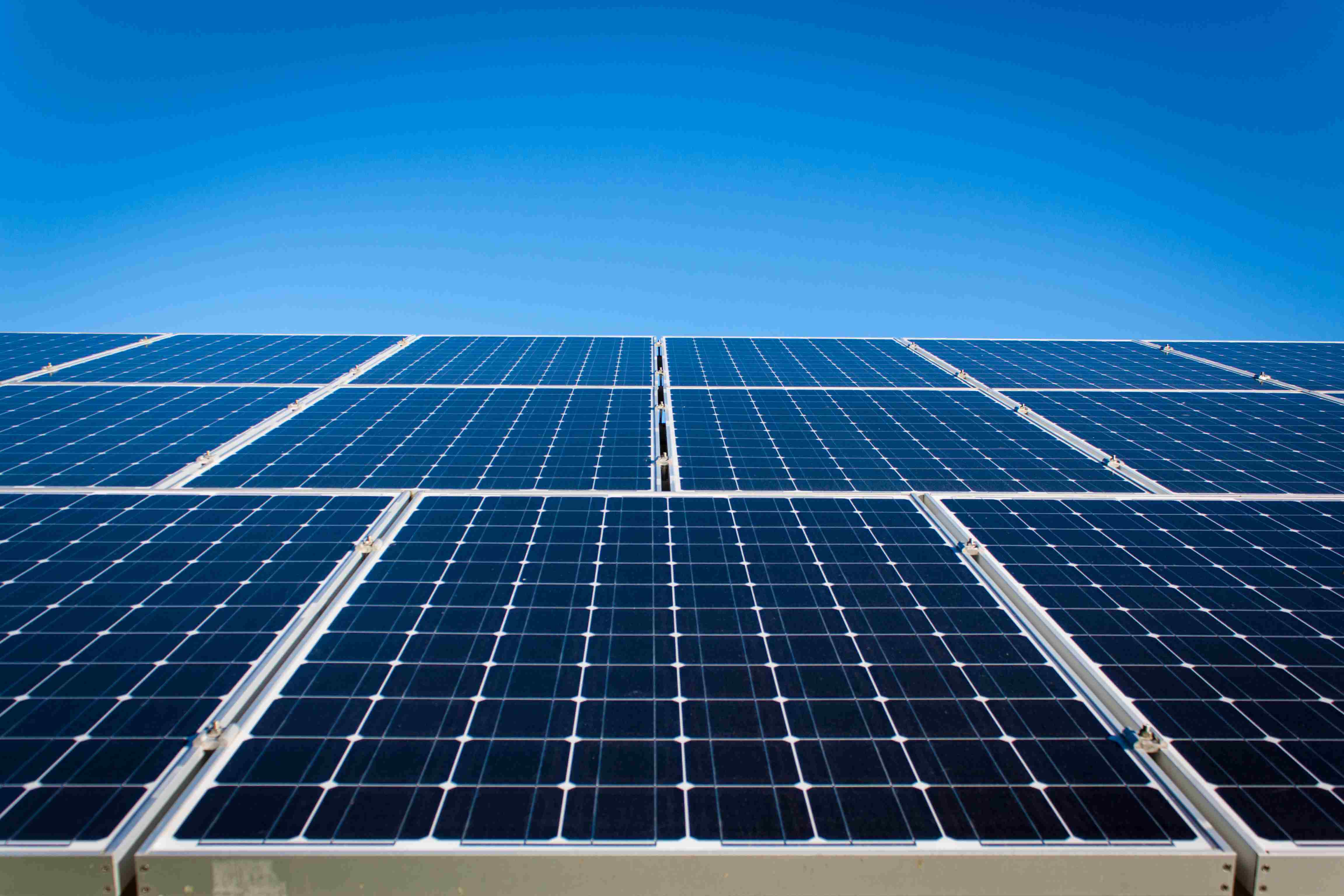 There're a number of different factors, including solar panel direction that can have an effect on the energy production.