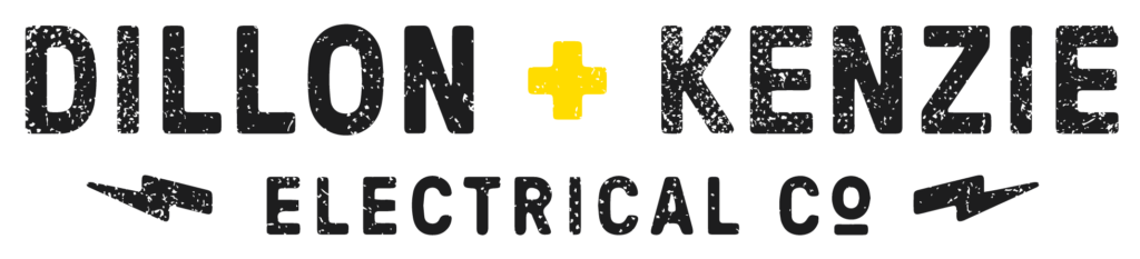 Logo / Dillon+ Kenzie Electrical Co.